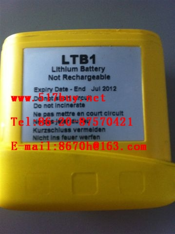 LTB1 lithium Battery for SIMRAD GMDSS AXIS-150/250 VHF two-way radiotelephone